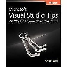 Microsoft Visual Studio Tips-ExLibrary