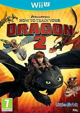 How to Train Your Dragon 2 (Nintendo Wii U) Fun kids adventure  game Pal