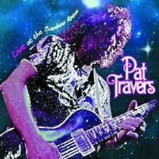 Live At The Bamboo Room - Pat Travers (2013, CD NIEUW)2 DISC SET