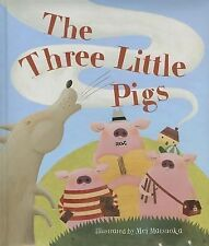 The Three Little Pigs (2012, Picture Book)