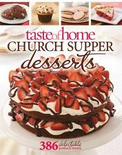 386 Dessert Recipes Church Supper Cookies Cake Pie Biscotti Brownies Baking
