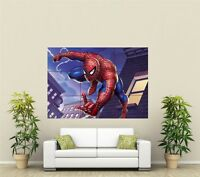 Marvel Spiderman Giant XL Section Wall Art Poster VG127
