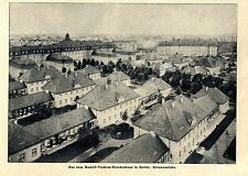 Das neue Rudolf-Virchow-Krankenhaus in Berlin * Gesamtansicht  Bilddokument 1906