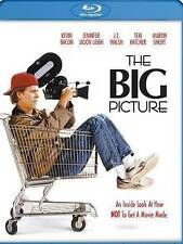 The Big Picture (Blu-ray Disc)  Kevin Bacon - Martin Short    free shipping