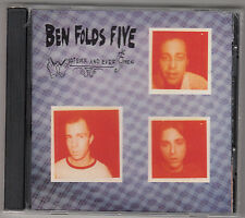 BEN FOLDS FIVE - whatever and ever amen CD
