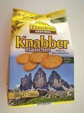 Knabbermäuschen Trenker 200 gr. - Schüttelbrot Südtirol