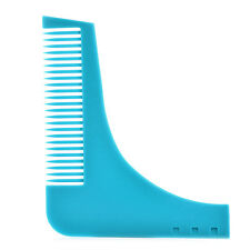 Men Beard Styling&Shaving Template Symmetry Comb Trim Tool Perfect for Lines