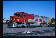 Original Slide ATSF Santa Fe FP45U 97 In 1991 At Barstow CA
