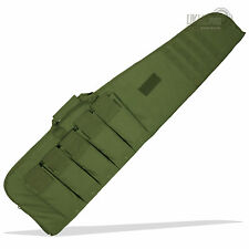 100cm Padded Airsoft Tactical Hunting Gun Rifle Carry Slip Case Bag Pack Green
