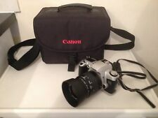 CANON EOS 500n 35mm CAMERA +SIGMA 28-80mm ASPHERICAL MACRO ZOOM LENS+CANON BAG