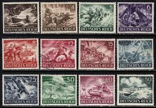 THIRD REICH 1943 mint never hinged Warmachines stamp set!
