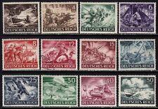 THIRD REICH 1943 mint Warmachines stamp set!