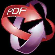PDF Creator DVD - Create Convert Edit ANY File to PDF - Windows XP VISTA 7 8