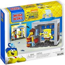 Mega Bloks Spongebob Squarepants CND23 - Photo Booth Time Machine