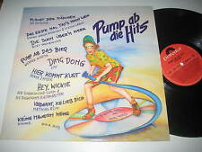 LP/PUMP AB DIE HITS/DIE PINGUINE/STEINBÄCKER/EAV/BUKOWSKI/MAGIC/GARY LUX/Polydor