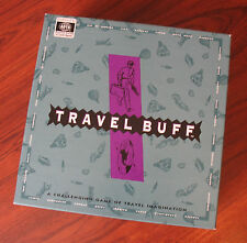 Travel Buff Board Game Challenging & Fun World Traveler Imagination Teen--Adult