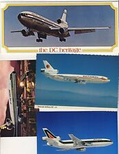 McDonnell Douglas DC-10 National Airlines,Alitalia,New Zealand,DC Heritage#3409