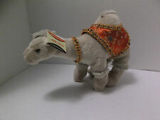 CAMEL Dubai AKARU Plush Soft Stuffed Animal 7""