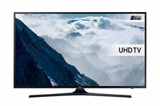 "SAMSUNG 65"" 65KU6000 4K SMART FLAT LED TV WITH 1 YEAR DEALER'S WARRANTY.."