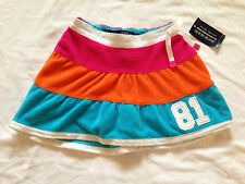 Toddler Girls Guess Jeans #81 Sportswear Athletic Multi-Color Skirt Skorts -4T/4