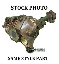FRONT CARRIER ASSEMBLY DIFFERENTIAL AT GRAND 06 07 08 SUZUKI VITARA  # A38528