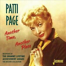 Another Time, Another Place (4 CD's) - Patti Page