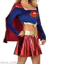 Sexy Super Wonder Woman Hero Justice League Avenger Halloween Costume 6 8 10