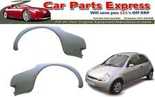 FORD KA 1998-2008 FRONT BUMPER OUTER SECTION CLIP IN TYPE PAINTED ANY COLOUR