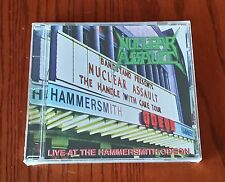 NUCLEAR ASSAULT - LIVE AT THE HAMMERSMITH ODEON - CD SIGILLATO (SEALED)