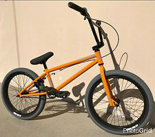 "2017 STOLEN BMX BIKE CASINO 20"" XS BICYCLE 19.75 TT ORANGE FIT CULT KINK SUBROSA"