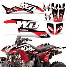 Graphic Kit Honda TRX 400ex ATV Quad Decal Sticker Wrap Parts TRX400 EX 99-07 WD