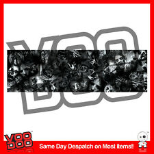 ZOMBIE STICKERBOMB SHEET- SIZE:1M X 400MM (WALKING DEAD / CAR STICKERS /BIKES)