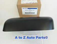 NEW 2009-2014 Ford F150 Black  DRIVER Mirror Cap or Cover, OEM Ford