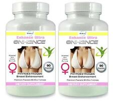 2x Breast Enlargement Enhancement Pills Larger Firmer Bust Cup Shemale Ladyboy