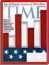 Time Magazine - 2006, October 30 - Special Report: America at 300 Million People