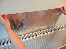Pesebres 4m reflectante papel aluminio plateado refleja el calor del radiador