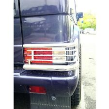 Mercedes G Wagen Tail Light Covers G Class Stainless Steel Exterior Upgrading
