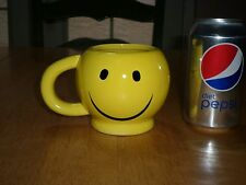 Smiley Face Image Ceramic Coffee Cup / Mug