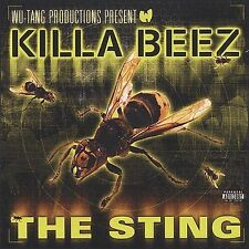 "NEW SEALED CD  ""The Killa Beez"" The Sting   (G)"