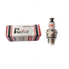 Bujía de encendido icm-6 iridio Rcexl cm6 10mm Spark Plug dle30 dle55 dle111 dla56 eme55