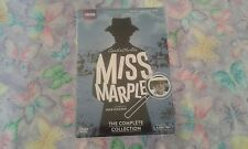 Miss Marple: The Complete Collection (DVD, 2015, 3-Disc Set New