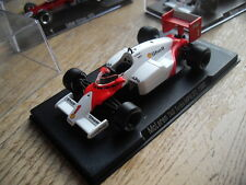 McLaren TAG TURBO MP4/2C Alain Prost 1986 Formula One Racing RBA Formel 1 1:43