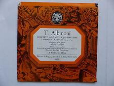 Discotheque idéale A37 Editions du Cap ALBINONI Concerto Op 9 N°2 PAUMGARTNER