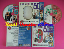 CD Essential 80s Compilation Minogue Bolan Kool & The Gang no mc dvd vhs(C34)