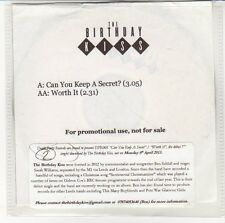 (EN795) The Birthday Kiss, Can You Keep A Secret? - 2013 DJ CD