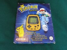 RARE NINTENDO POKEMON PIKACHU VIRTUAL PET TAMAGOTCHI HANDHELD GAME - NEW&SEALED
