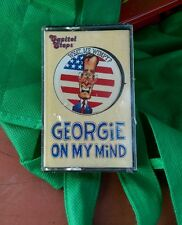 Capitol Steps Georgie On My Mind Political Humor George Bush cassette President