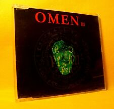 MAXI Single CD MAGIC AFFAIR Omen III 3TR 1993 eurodance