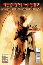 Iron Man - Legacy (2010-2011) #5