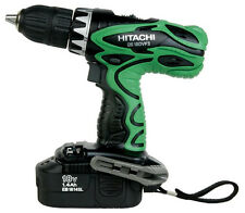 "HITACHI DS18DVF3 18V 1/2in. Driver DRILL KIT w/ Flashlight  ""A"" GRADE w/ WRNTY!!"